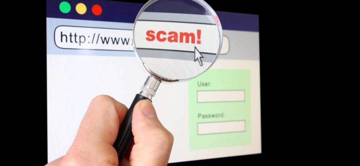 Scams in the WWW