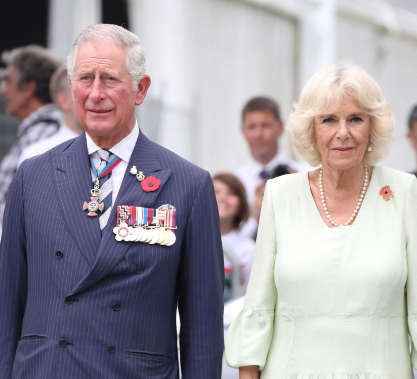 The Prince Of Wales & Duchess Of Cornwall Visit Singapore, Malaysia, Brunei And India - Day 2