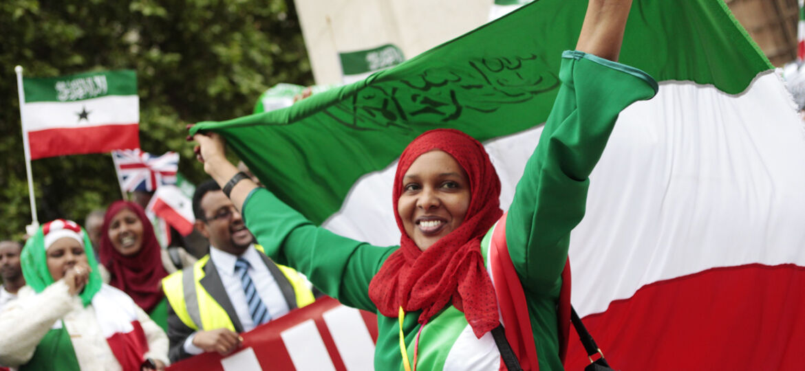 Somaliland celebrates 20 years of independence and calls fo recognition from UK
