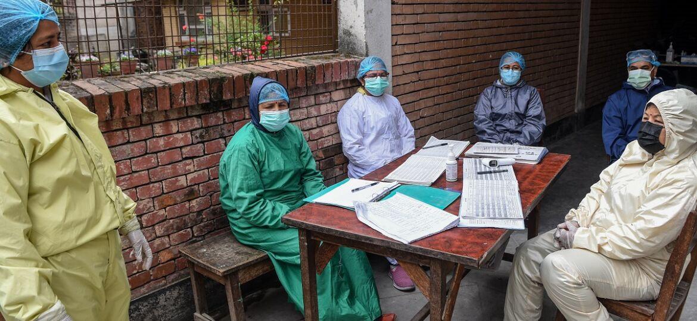 NEPAL-HEALTH-VIRUS