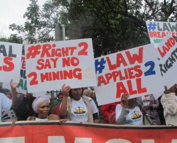 s.africa mining