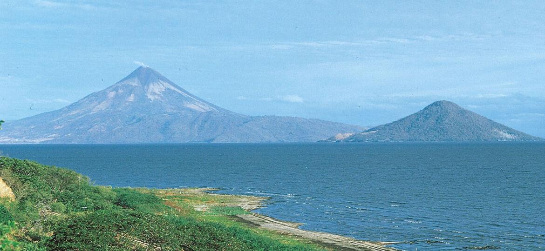 Momotombo-Volcano-Momotombito-Island-Nicaragua-Lake-Managua