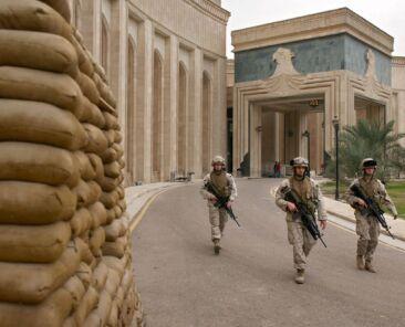 us embassy in irak